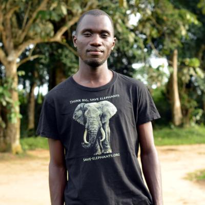 Pánské tričko - Thing Big - černé